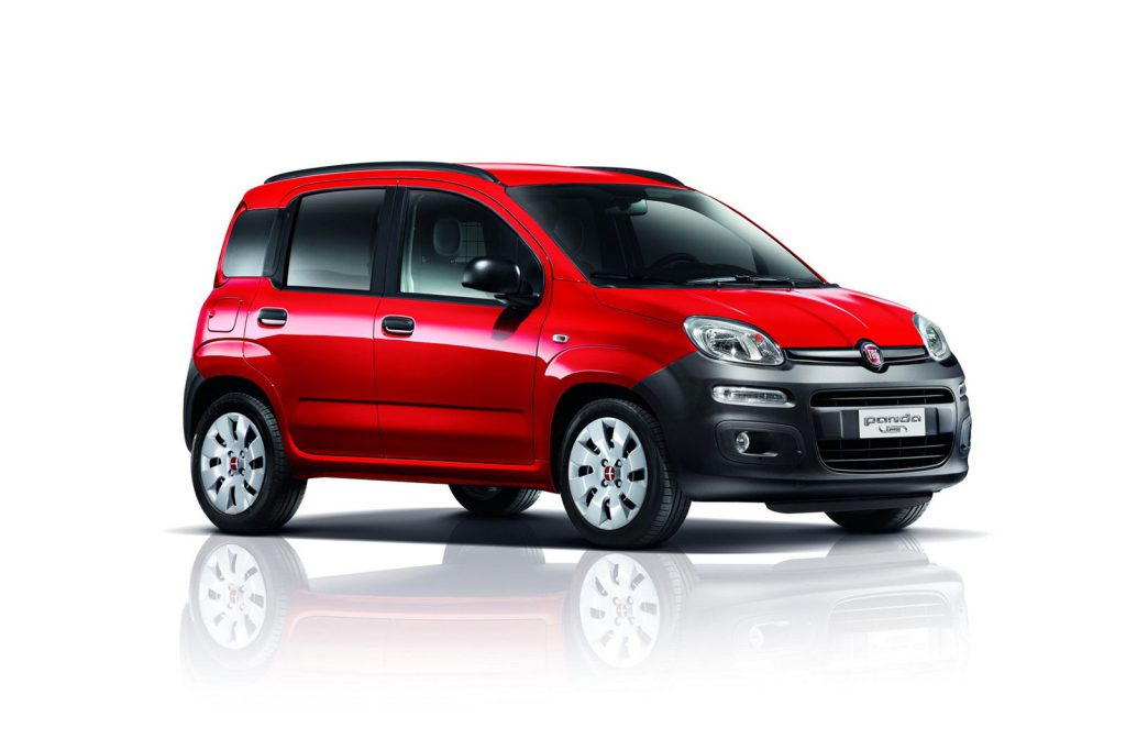 fiat panda van natural power
